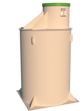 Кессон ALUX L 1200